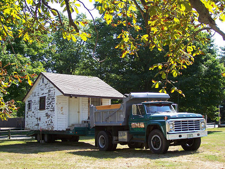 cottage move
